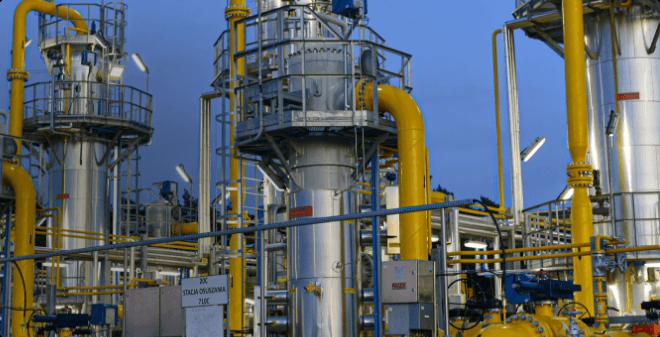 Oddział budowy infrastruktury górniczej - Realizacje - PGNiG